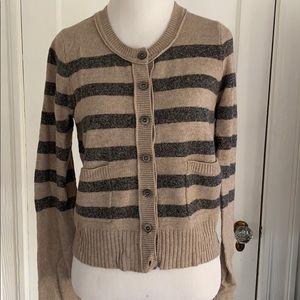 Madewell cropped cardigan